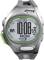 Asics Men's Race CQAR0205 Polyurethane Quartz Watch with Digital Dial