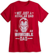 Disney Iron Man ''Dad'' Tee for Men