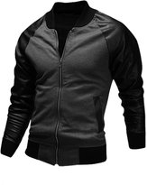 Mens Long Leather Jacket - ShopStyle Canada