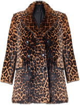 Veronica Beard Phoenix Double Breasted Coat