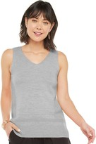 Apt. 9 Women's V-Neck Sweater Tank