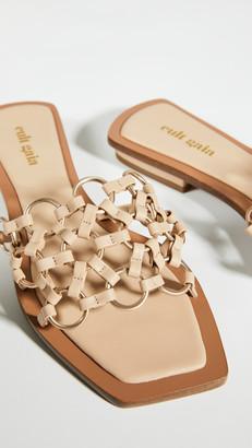 Cult Gaia Bea Sandals