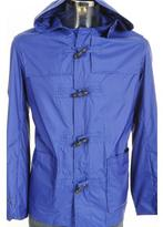 Gloverall Lightweight Duffle Jacket Blue