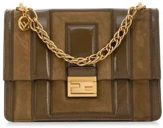 Fendi Kan U shoulder bag