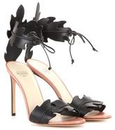 Francesco Russo Leather Sandals