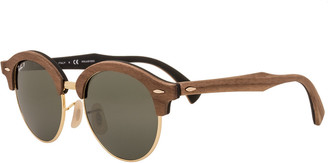 Ray-Ban Unisex Rb4246m 51Mm Polarized Sunglasses
