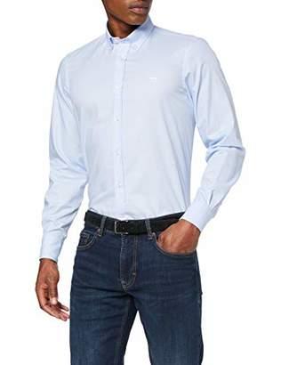 Harmont & Blaine Men's Crd012007634m Casual Shirt,Small