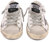 Golden Goose Deluxe Brand Superstar Flag Leather Trainers