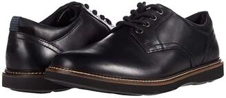 Nunn Bush Ridgetop Plain Toe Oxford (Brown CH) Men's Shoes