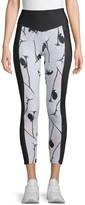 Wear It To Heart Paneled Cigarette Leggings