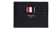 Thom Browne Pebble grain leather cardholder