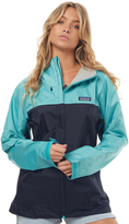 Patagonia Womens Torrentshell Jacket Blue