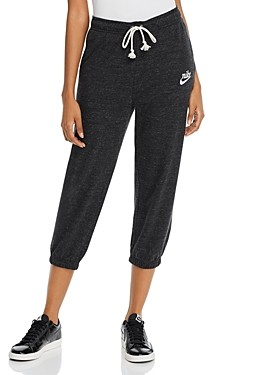 Nike Gym Vintage Cropped Sweatpants
