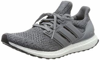 adidas Men's Ultraboost Running Shoes Multicoloured (Grey Three F17/Grey Three F17/Core Black F36156) 7.5 UK (41 1/3 EU)