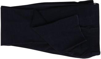 Lardini Dark Blue Wool-blend Suit