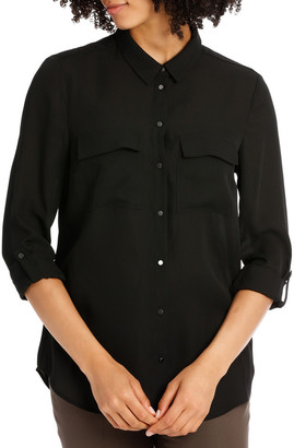 Basque Double Pocket Soft Shirt