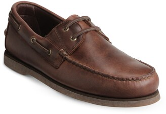 Allen Edmonds Force 10 Boat Shoe