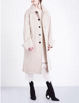 Burberry Tropical cotton-gabardine trench coat