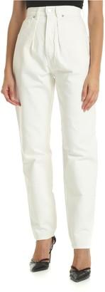 Alberta Ferretti High Waist Jeans