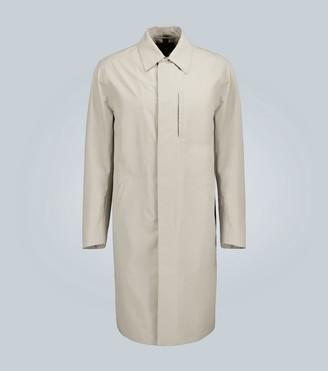 Prada Exclusive to Mytheresa bonded technical rain coat
