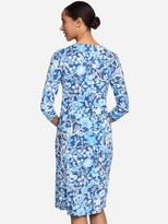 J.Mclaughlin Marianne Dress in Sucre Blossom
