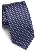 Saks Fifth Avenue COLLECTION Polka Silk Blend Tie