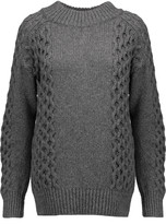 Belstaff Milton cable-knit cashmere sweater