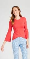 J.Mclaughlin Daryn Bell Sleeve Sweater