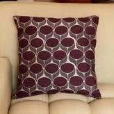 Reason Home Pondicherry Flower Silk Cushion Cover