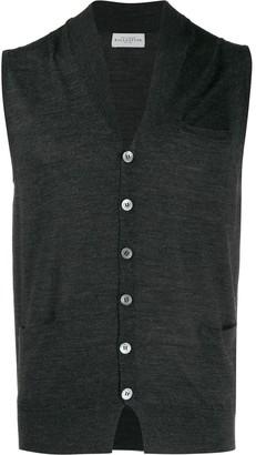 Ballantyne Knitted Sleeveless Vest