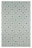 """Nobrand No Brand Candler Wool Accent Rug - Blue (3'-6"""" x 5'-6"""")"""