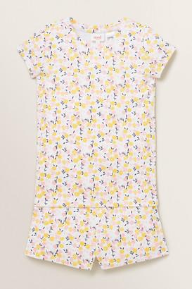 Seed Heritage Ditsy Short Sleeve Pyjama