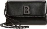 Balenciaga Leather Wallet on a Chain