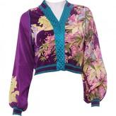 Blumarine Purple Jacket for Women Vintage