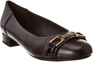 Geox Wistrey 22 Leather Flat