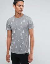 French Connection Floral T-shirt