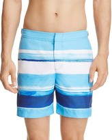Orlebar Brown Bulldog McGovern Striped Swim Trunks