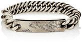 Werkstatt:Munchen Men's ID Bracelet-SILVER