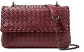 Bottega Veneta Olimpia Small Intrecciato Leather Shoulder Bag - one size