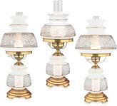 Quoizel Satin Lace Table Lamp
