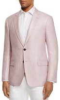Armani Collezioni Heathered Regular Fit Sport Coat