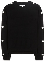 Helmut Lang Cotton And Cashmere Sweater