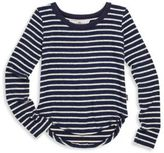 T2 Love Striped Tee for Toddlers & Kids