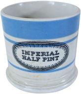 One Kings Lane Vintage Antique English Staffordshire Mug