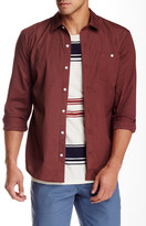 Volcom Everett Solid Long Sleeve Classic Fit Shirt