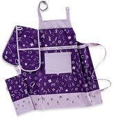 Garnier Thiebaut Garnier-Thiebaut Scrabble Lavande 4-Piece Kitchen Linens Set in Lavender