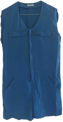 Surface to Air Blue Cotton Jumpsuits