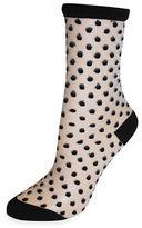 Kate Spade Dot Crew Socks