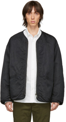 Visvim Reversible Black Iris Jacket