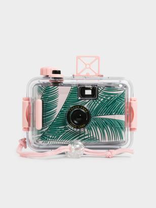 Sunnylife Underwater Camera in Green Pink